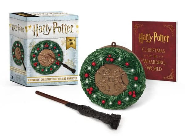 "Harry Potter: Hogwarts Christmas Wreath & Wand Set, For Your Consideration: Dwayne ""The Rock"" Johnson & More $4.89 at Urban Outfitters + Free Store Pickup"