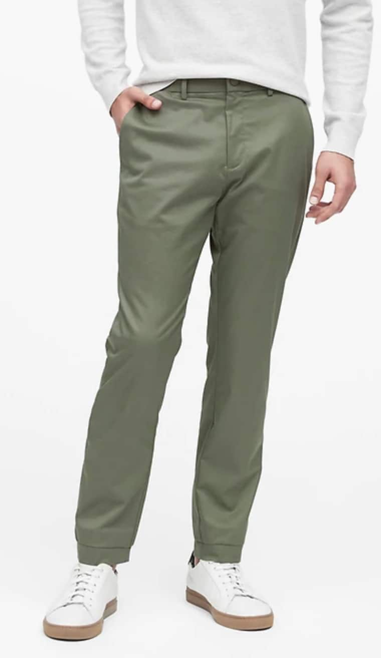 Banana Republic: Men's Aiden Slim Core Temp Pant $25.20, Tapered Brushed Traveler Pant from $26   Rapid Movement Chinos: Emerson $27.20, Fulton Skinny $28 & More + FS
