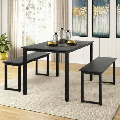 Harper & Bright Designs Dining Sets: 3-Piece $111.19   5-Piece Counter-Height $120 + Free Shipping