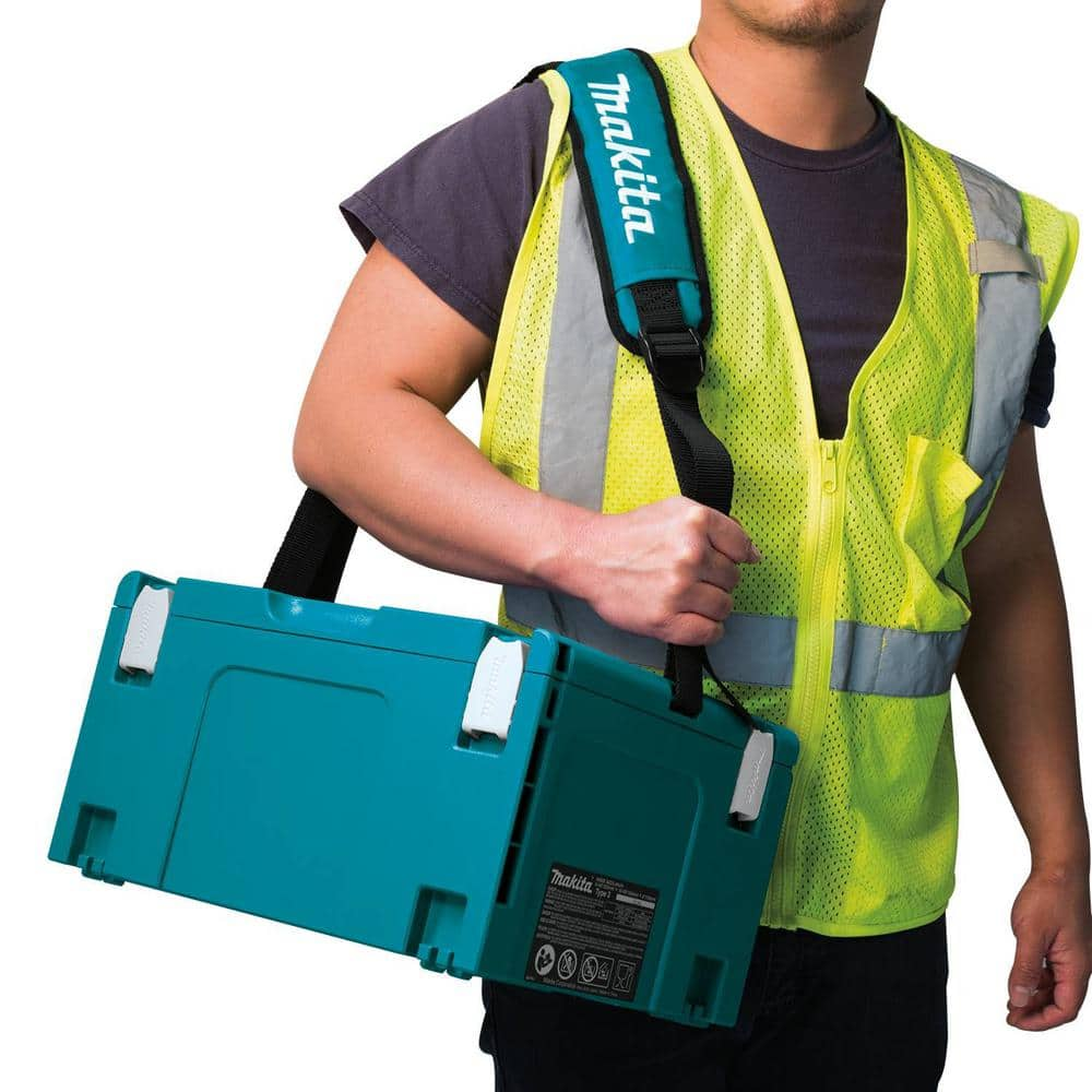 Makita 11.6 Qt. L Insulated Cooler Box $43.73 + Free S/H [avail to order/on backorder] or Free Store Pickup at Home Depot