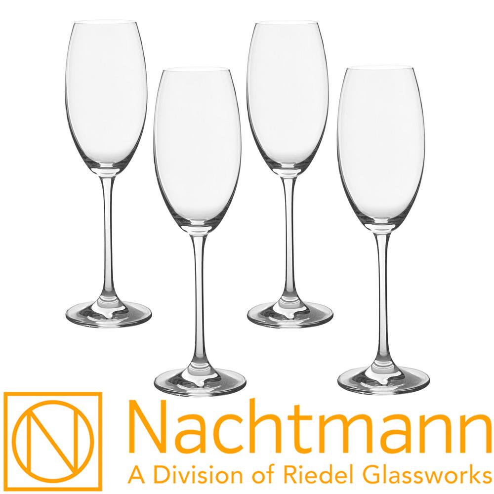 Set of 4 Nachtmann Vivendi 9.6 oz. Champagne Glasses $12 at Home Depot + Free Store Pickup