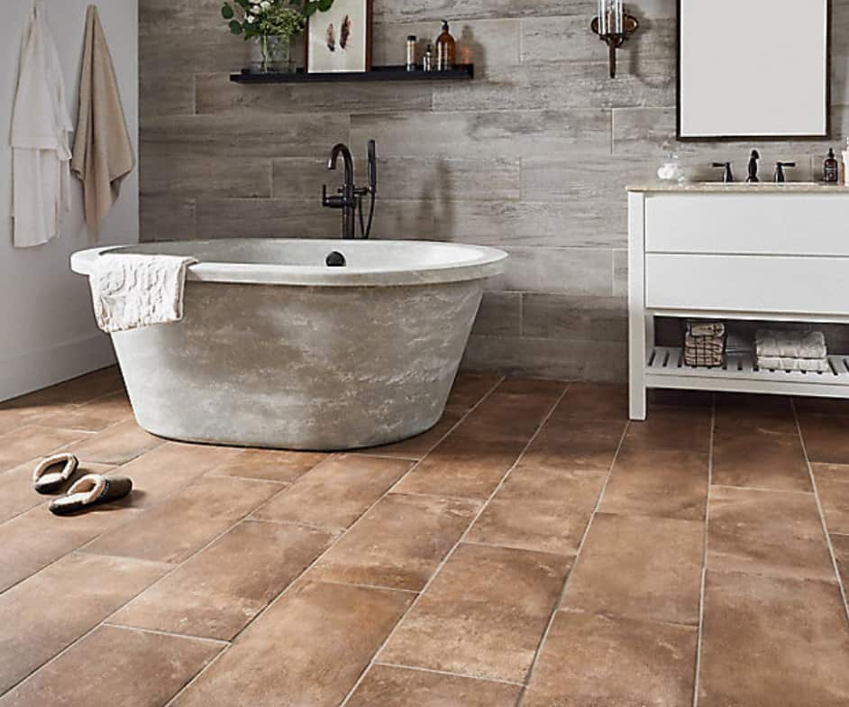Avella Porcelain Tile from $0.97/sq. ft. | Solid Hardwood Flooring from $2.99 / sq. ft., Bellawood Iron Maple $3.99 / sq. ft. & More at Lumber Liquidators + Free Store Pickup