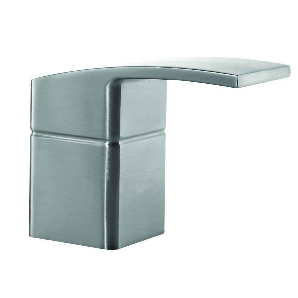 Pfister Kenzo Lavatory Faucet Handle Kit $5.91, Ashfield One-Pair Roman Tub Handles, Rustic Bronze $13.20, Delta 9-in Pivotal Non-Diverter Tub Spout $30 at Home Depot & More