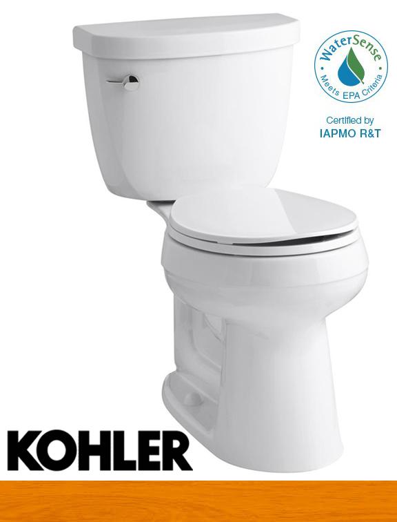 Kohler Cimarron 1 28 Gpf Single Flush
