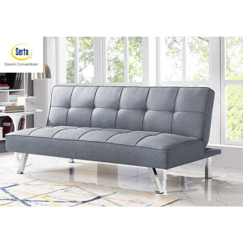 Serta Convertible Sofas: Calgiri Armless from $114.84, Sebring from $275 & More at Home Depot + Free Store Pickup