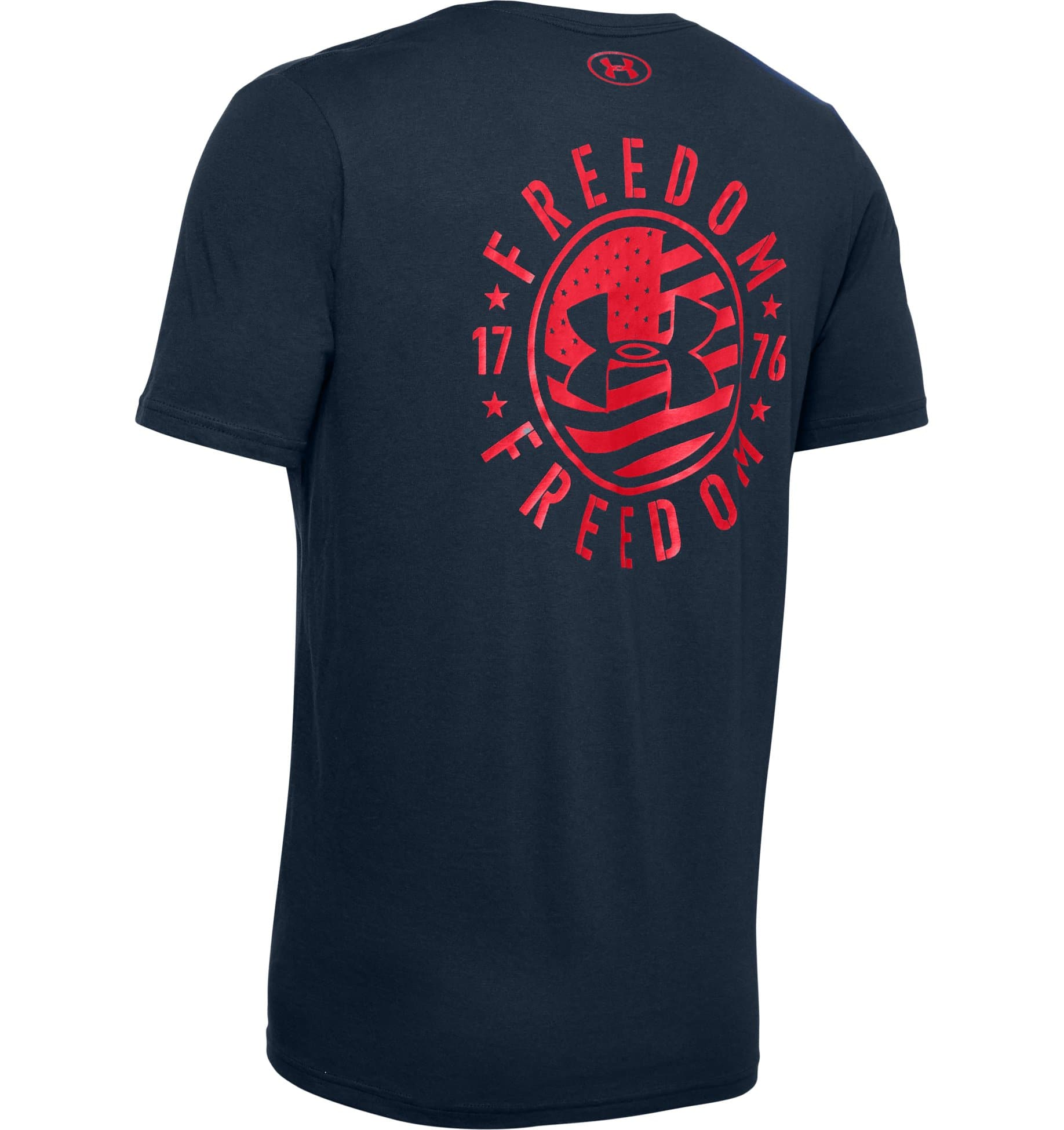 Under Armour Men's Graphic Tees (Freedom Tried & True or Texas Flag)