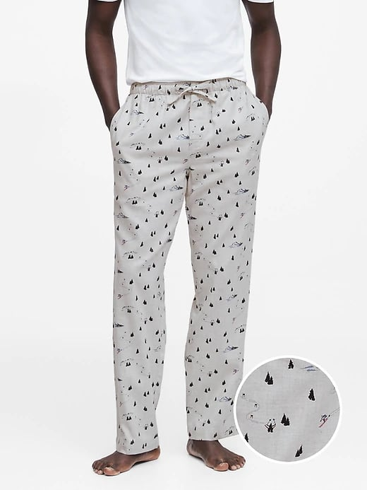 Banana Republic: Men's Flannel PJ Pants $7.20, Flannel Shirts from $9, Women's Cowl-Neck Camisole $9, Men's Burt Suede Chukka Boot (9 to 10.5M) $31.94 & More + FS on $22.50+
