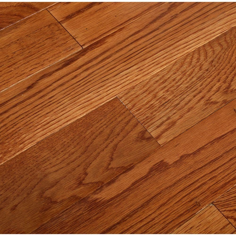 Bruce 3/4 in. x 3-1/4 in. Plano Marsh Solid Hardwood Flooring ($3.08 / sq. ft.)  $67.80 / Case at Select Home Depot Stores + Free Store Pickup
