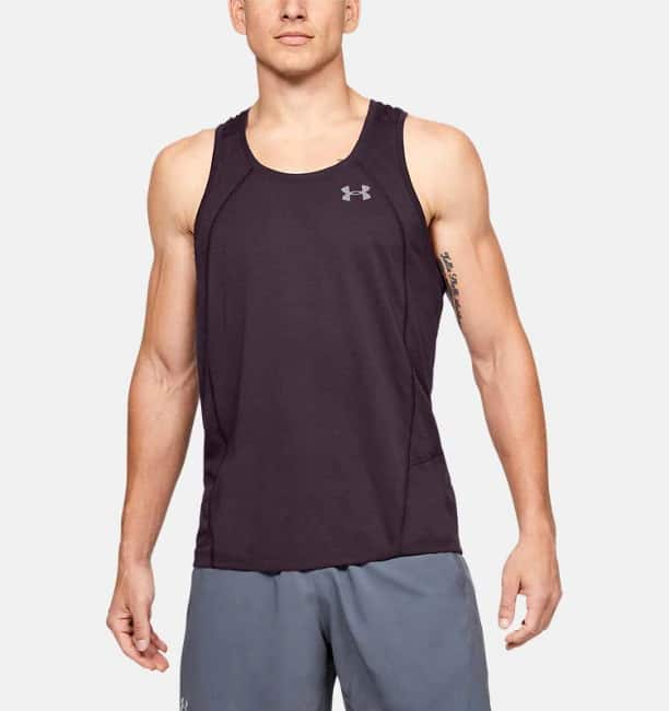 Men's Under Armour UA Microthread SWYFT Singlet $19.99 + Free Shipping