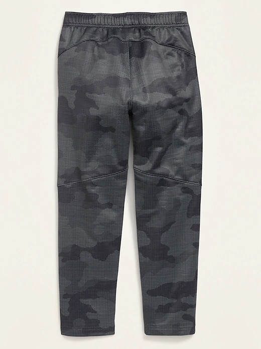 Old Navy Boys' Go-Dry French Terry Track Pants or Relaxed Straight-Leg Joggers $4,  Zip-Front Sweater Jacket $7.49 + FS on $12.50+