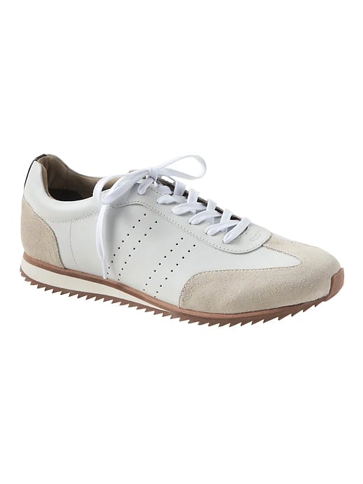 Men's Banana Republic Thane Leather Trainer Sneaker, Nicklas Leather Sneaker, Diago Sneaker & more $41.25 shipped