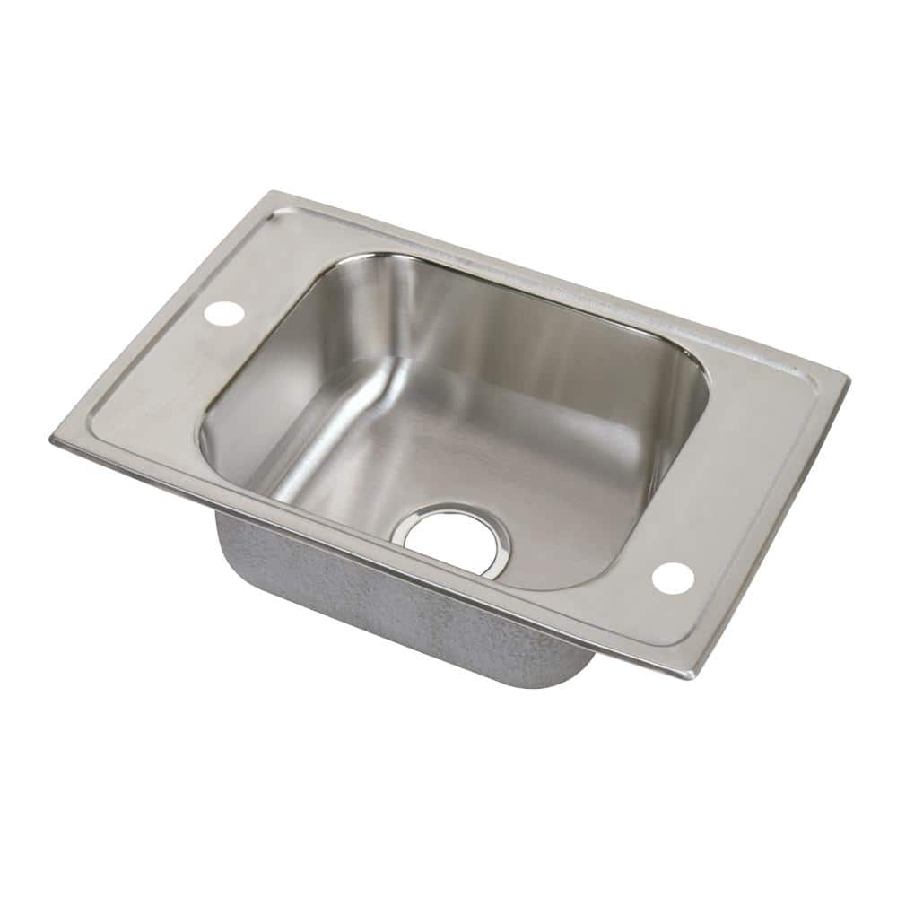 "Home Depot Kitchen Sink Clearance: Elkay Lustertone 14"" Undermount  $54.55 