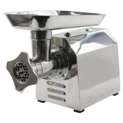 SPORTSMAN Commercial Grade 650 W 1 HP Stainless Steel Electric Meat Grinder $319 + Free Shipping