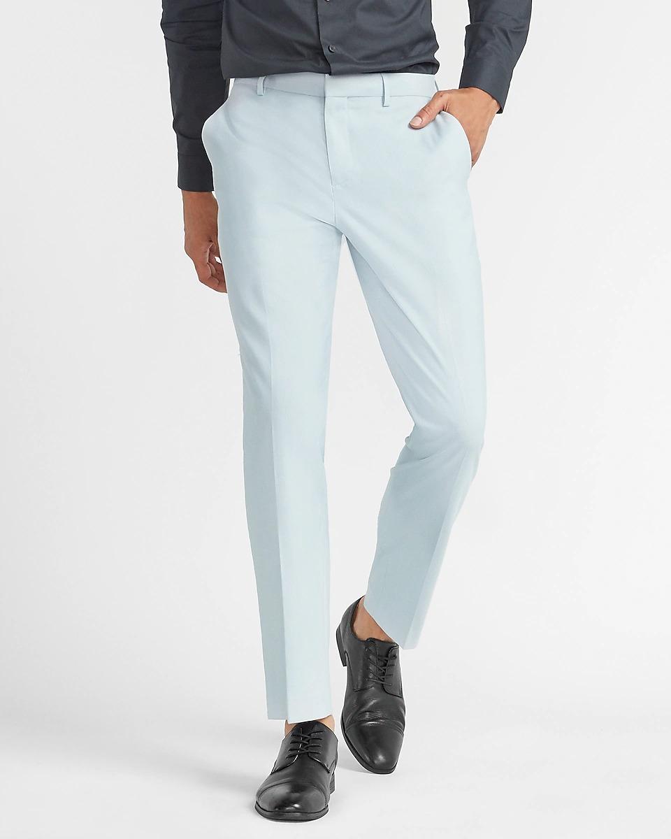 Express.com: Men's Extra Slim Cotton-Blend Suits $114, Eastland Dwayne Oxford $49, Slim Wrinkle-Resistant Performance Pant $30 & More + FS on $50+