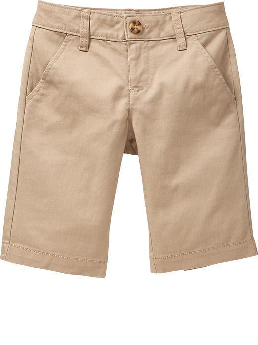 Old Navy Girls' Uniform Bermudas Shorts BOGO: 2 for $9 + Free Curbside Pickup