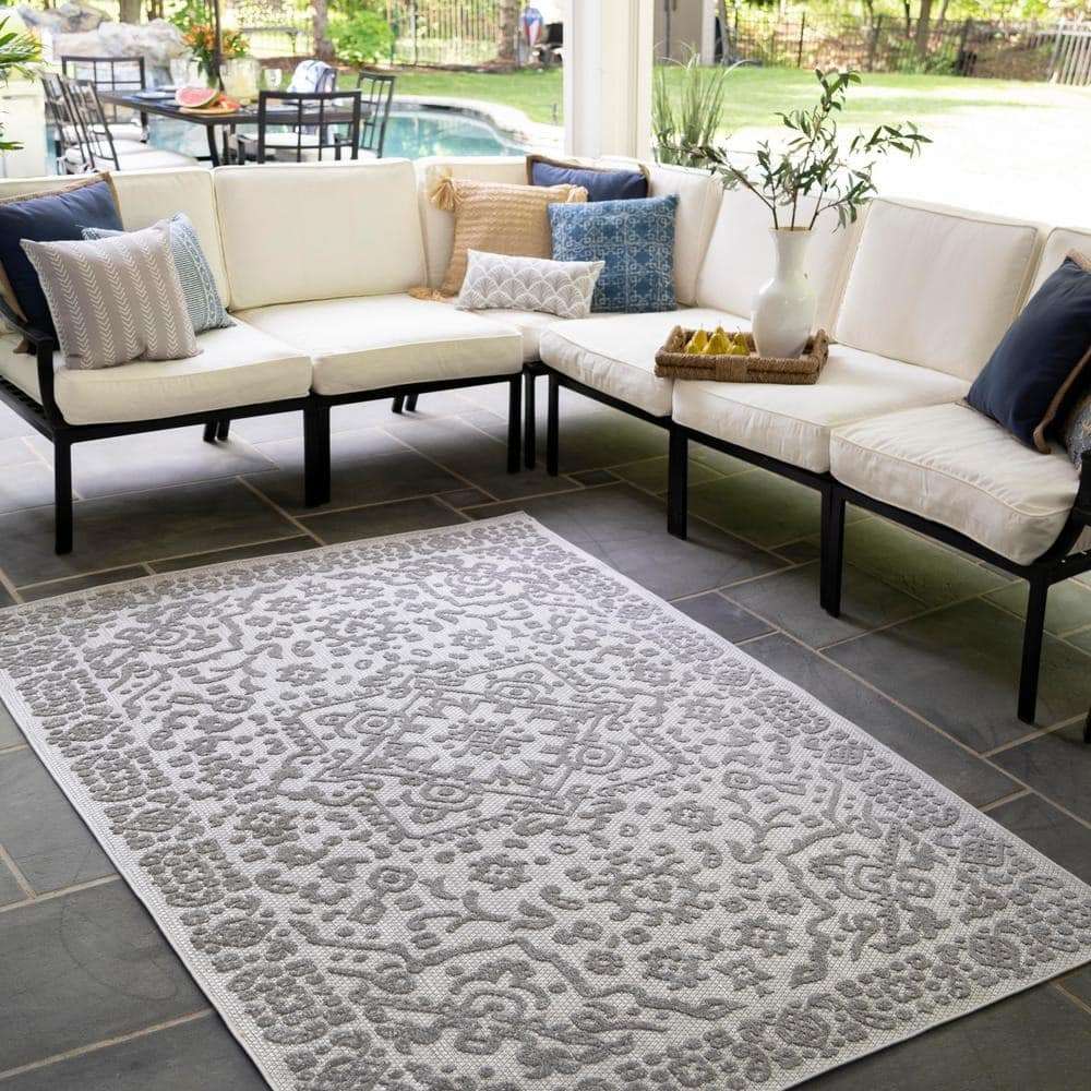 """nuLOOM Area Rugs: 2' x 3' Courtney Braided $17.33, Welcome 36"""" x 72"""" Monogrammed Door Mat from $37.54, 5' x 8' Rashida $45.91 & More + Free S/H"""