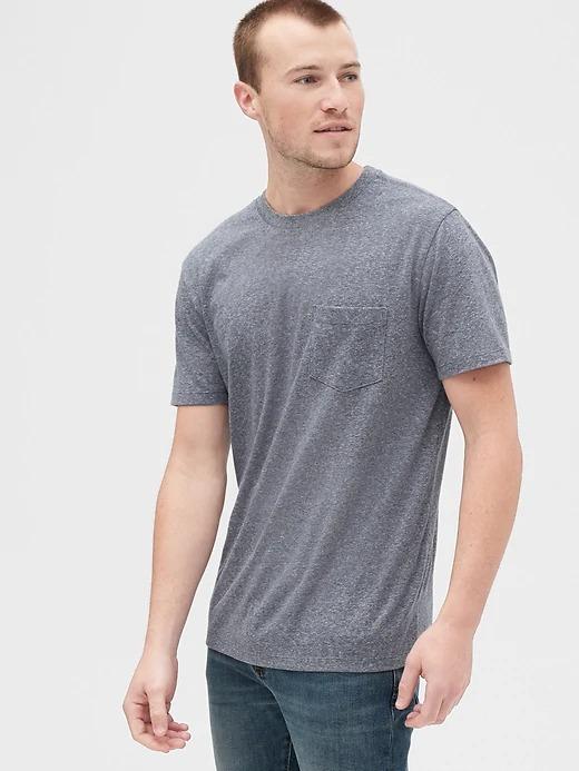 Gap: Men's Pocket T-Shirts $4.50, Vintage Polo $8 & More + FS on $25+