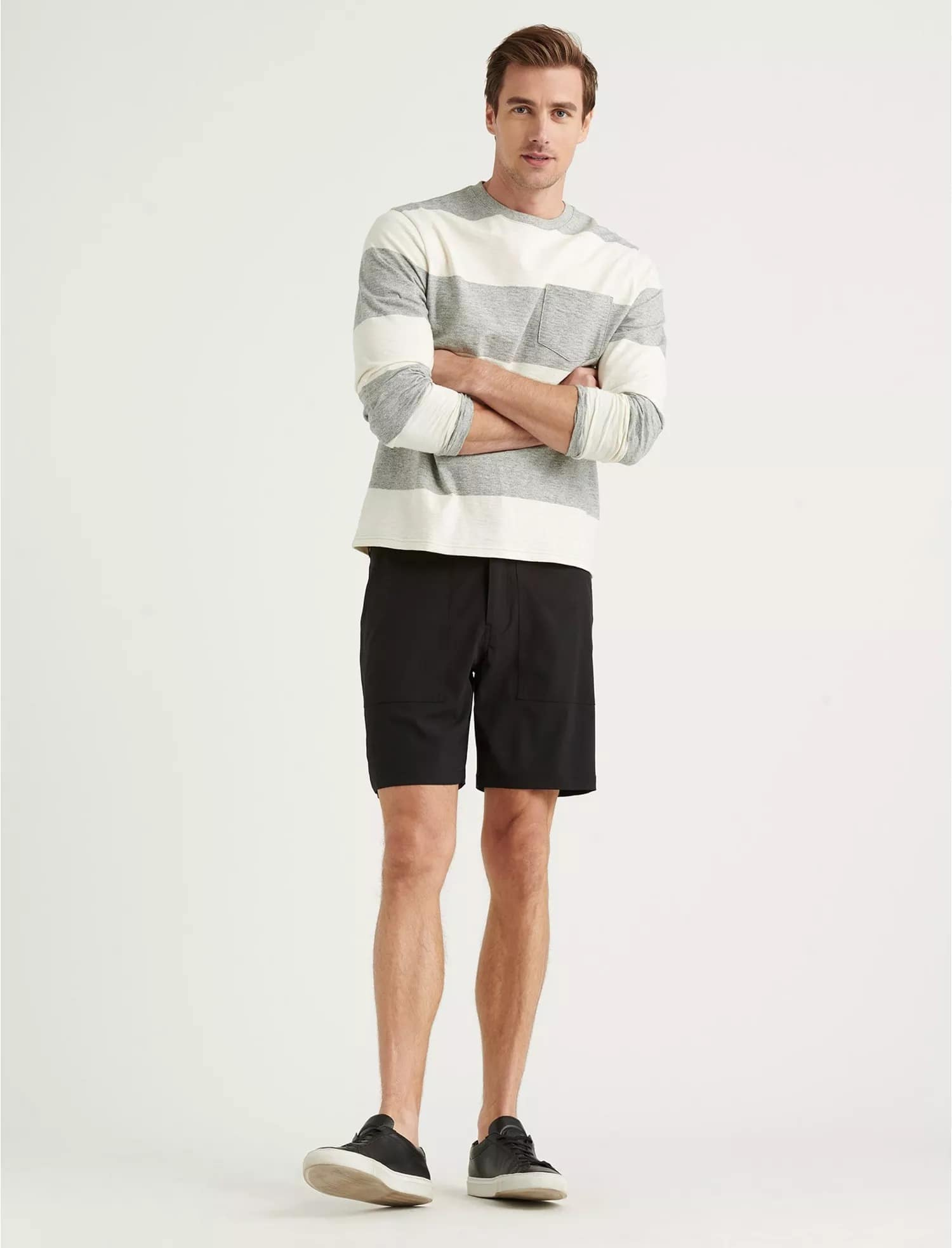 Lucky Brand Coupon: Additional $30 Off Orders $75+ + FS [e.g. prices before coupon Men's Surf Shorts $15, Women's Mid Rise Sienna Slim Boyfriend Jean $30]