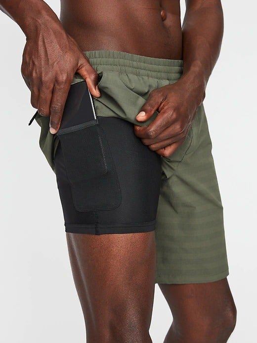Men's Hill City X-Purpose Shorts (Lined or Unlined), Run Shorts & More from $37.80 shipped