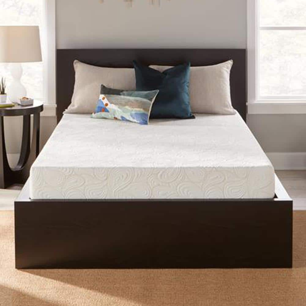 "Simmons Beautyrest 7.25"" Tight Top Memory Foam Mattress, Medium in Queen $344+ Free Shipping (Avail Varies)"