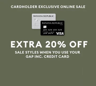 Banana Republic: Cardholders: Untucked Slim-Fit Shirts from $7.50, Non-Iron $9.50 & More + Free Curbside Pickup/FS for Luxe or Silver