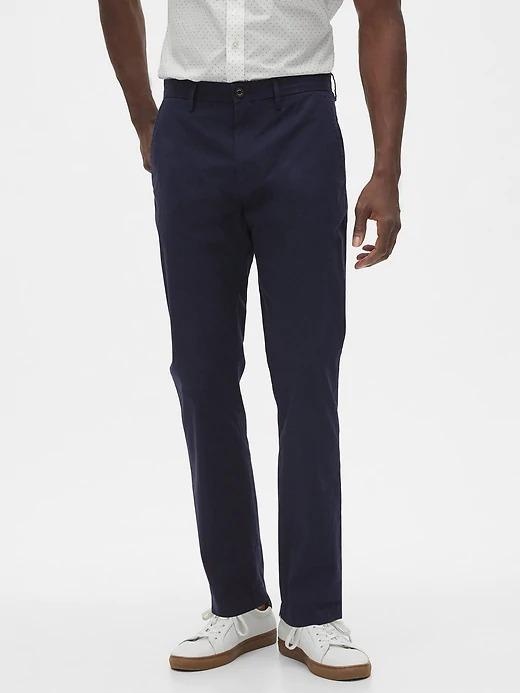 Men's Banana Republic Aiden Summer-Weight Chinos $12.60, Linen-Blend Mason E-Waist Pants $13.65 + FS on $35+