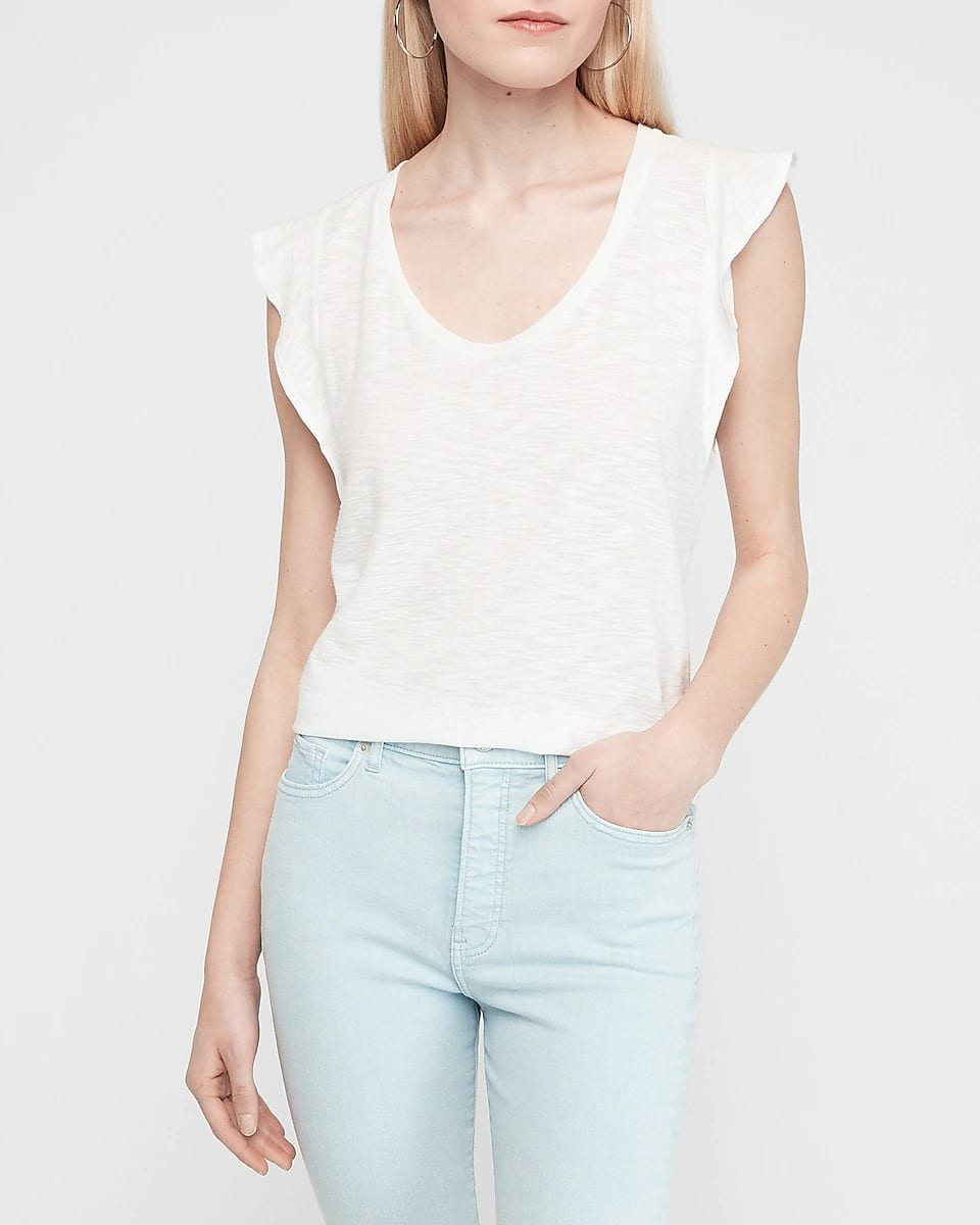 Express.com: Extra 60% Off Clearance + Free Shipping: Women's Tops from $6, Shirts $10 | Men's Polos $10 & More
