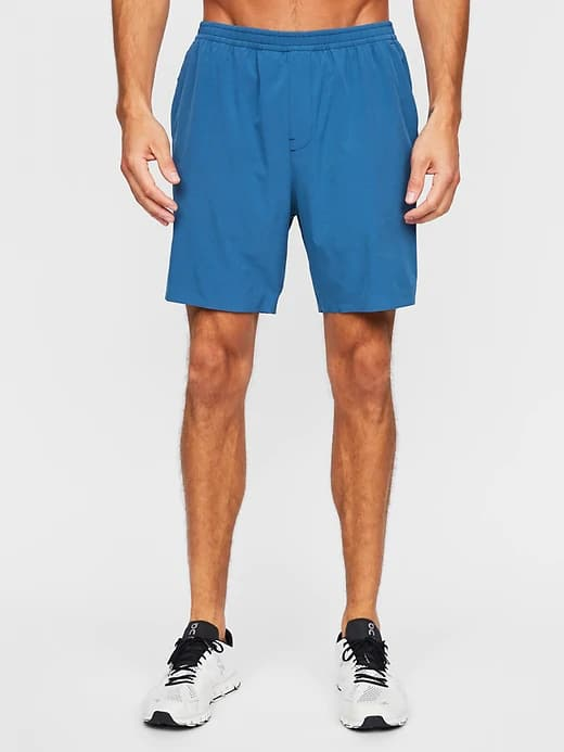 "Men's Hill City 7"" Run Shorts $30.80 + FS for Silver, BR Luxe, Navyist Cardholders"