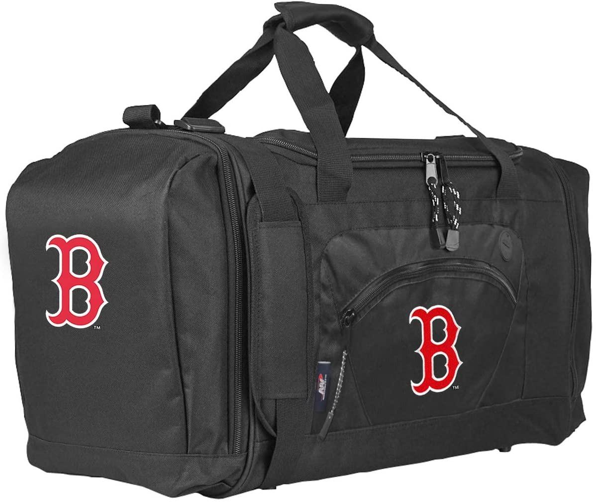 "The Northwest Co. MLB Boston Red Sox ""Roadblock"" Duffel $8.53 + FS w/ Prime"