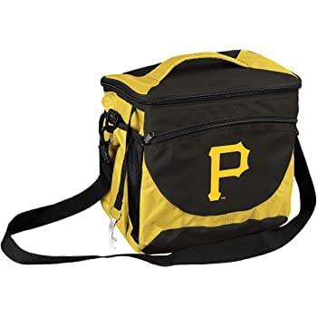 24-Can Capacity Logo Brand x MLB Cooler: Pirates $7.69 + FS w/ Prime or Orders of $25+