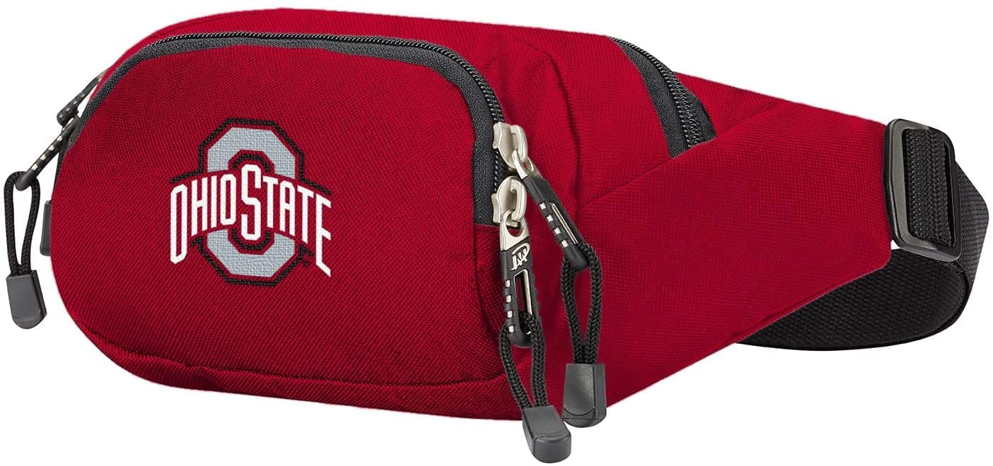 Ohio State Buckeyes Hip Bag (Fanny Pack) $4.78 + FS w/ Prime or orders of $25+