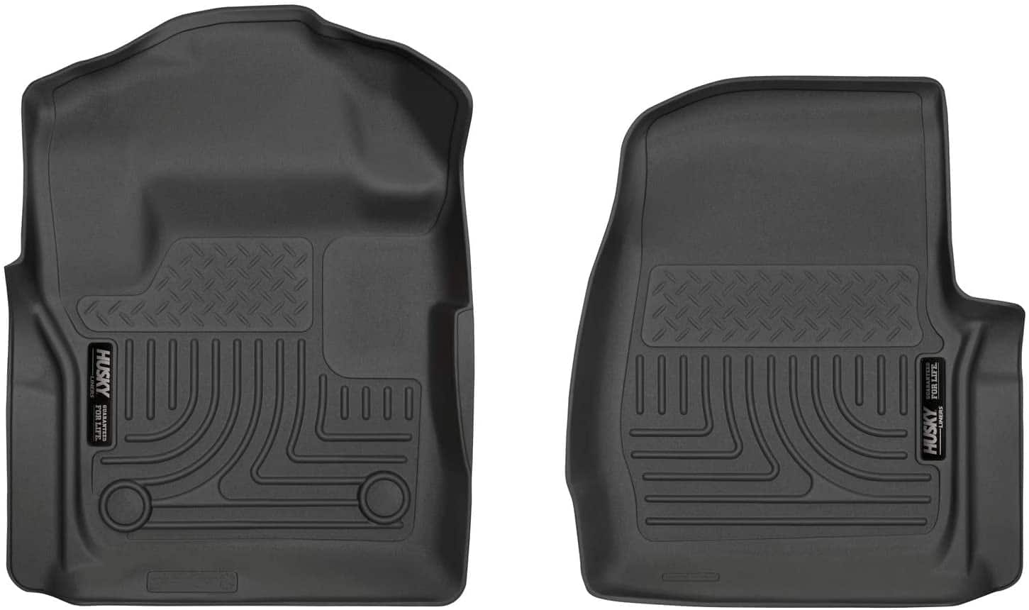Husky Liners: 13311 Front Row (17 to 20 F250/F350 w/ Standard Cab) $49.71, 94071 Front & Second Row (17 to 20 F250/F35) $76.14 & More