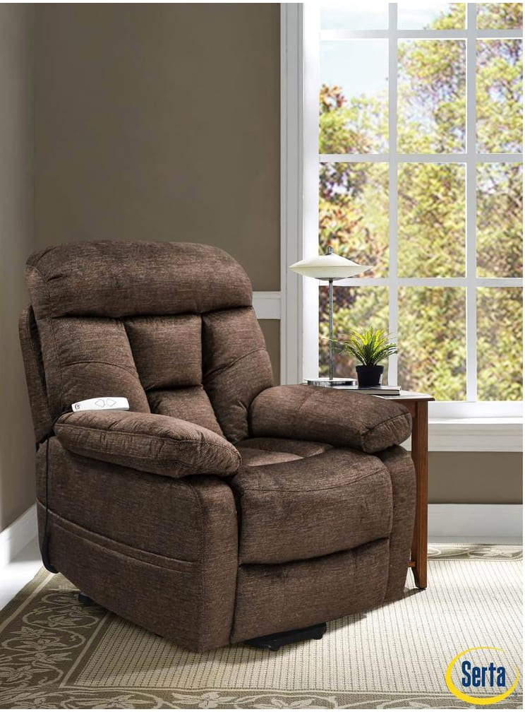 Serta Cicero Lift Chair $459.02 at Home Depot + Free Curbside Pickup