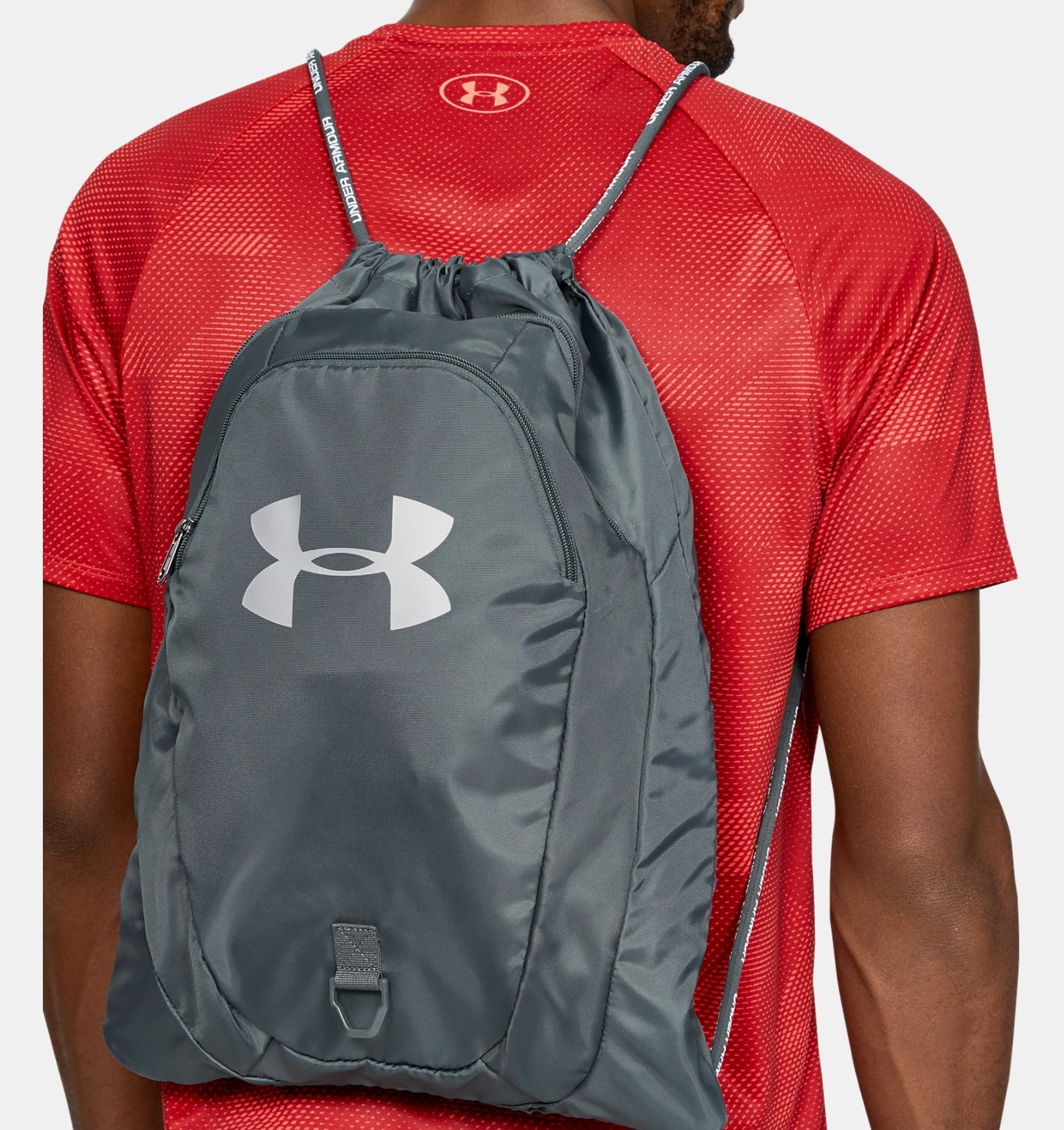 Under Armour UA Undeniable 2.0 Sackpack (Pitch Gray) $15.99 | Other Colors: 2 for $35 + Free Shipping