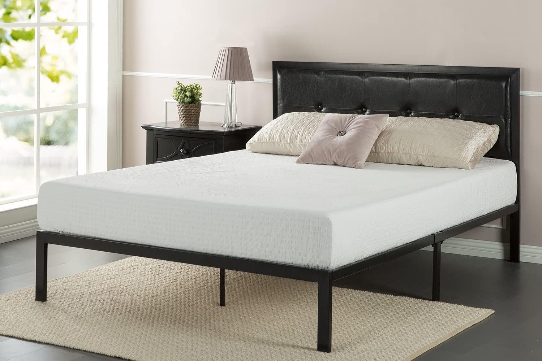 Zinus Cherie Platform Bed w/ Headboard (Full) $121 + Free S/H