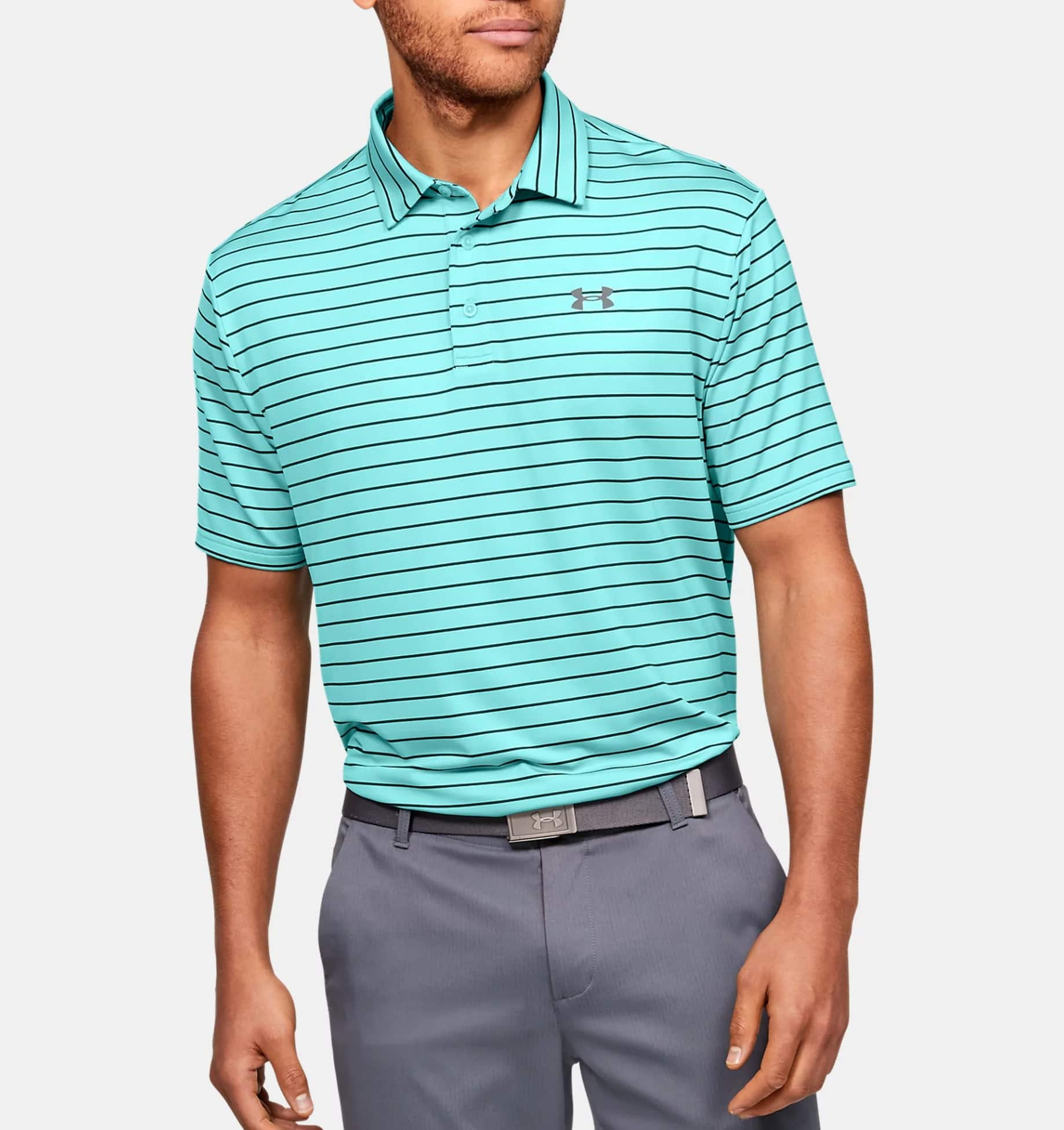 Men's Under Armour Polos (Select Styles/Colors) from 3 For $66.73 [$22.25 Each] + Free S/H