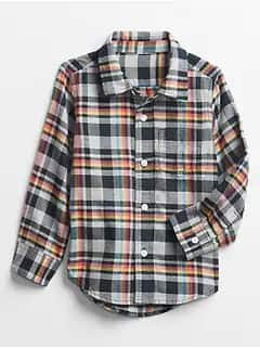 Gap Factory: Extra 40% Off Clearance + FS (no min) | Toddler Flannel  Shirts & Sweaters $7.80, Men's Khakis $11.40, Slim Tapered Jeans $13.80 & More
