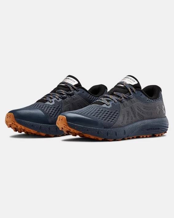 Men's UA Charged Bandit Trail Running Shoes  (Wire/Black: 10.5, 11, 11.5, 13) $41 + Free S/H
