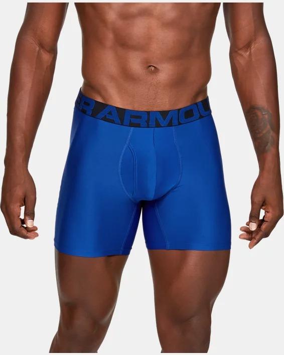 """Men's Boxerjocks: 2-Pack 6"""" UA Tech $22 or Less  + Free S/H"""