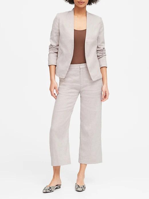 BR: Women's Linen-Cotton Blazer $29.60, Men's Italian Moleskin Short Coat $58.14, Melton Car Coat $70.03 & MORE + Slickdeals Cashback (PC Req'd) + Free S/H