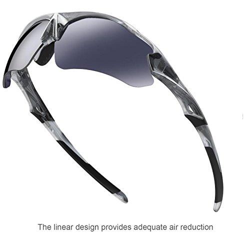 Hulislem Blade Ⅱ Sport Polarized Sunglasses $10.79 AC