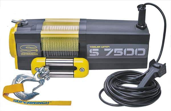 Superwinch S7500 $225 + free S&H