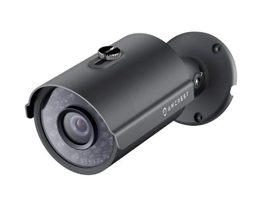 Amcrest ProHD IP2M-842E Outdoor 1080P POE Security Bullet Camera - IP66 Weatherproof, 1080P Newegg 24hr deal 12/24/2017 $60
