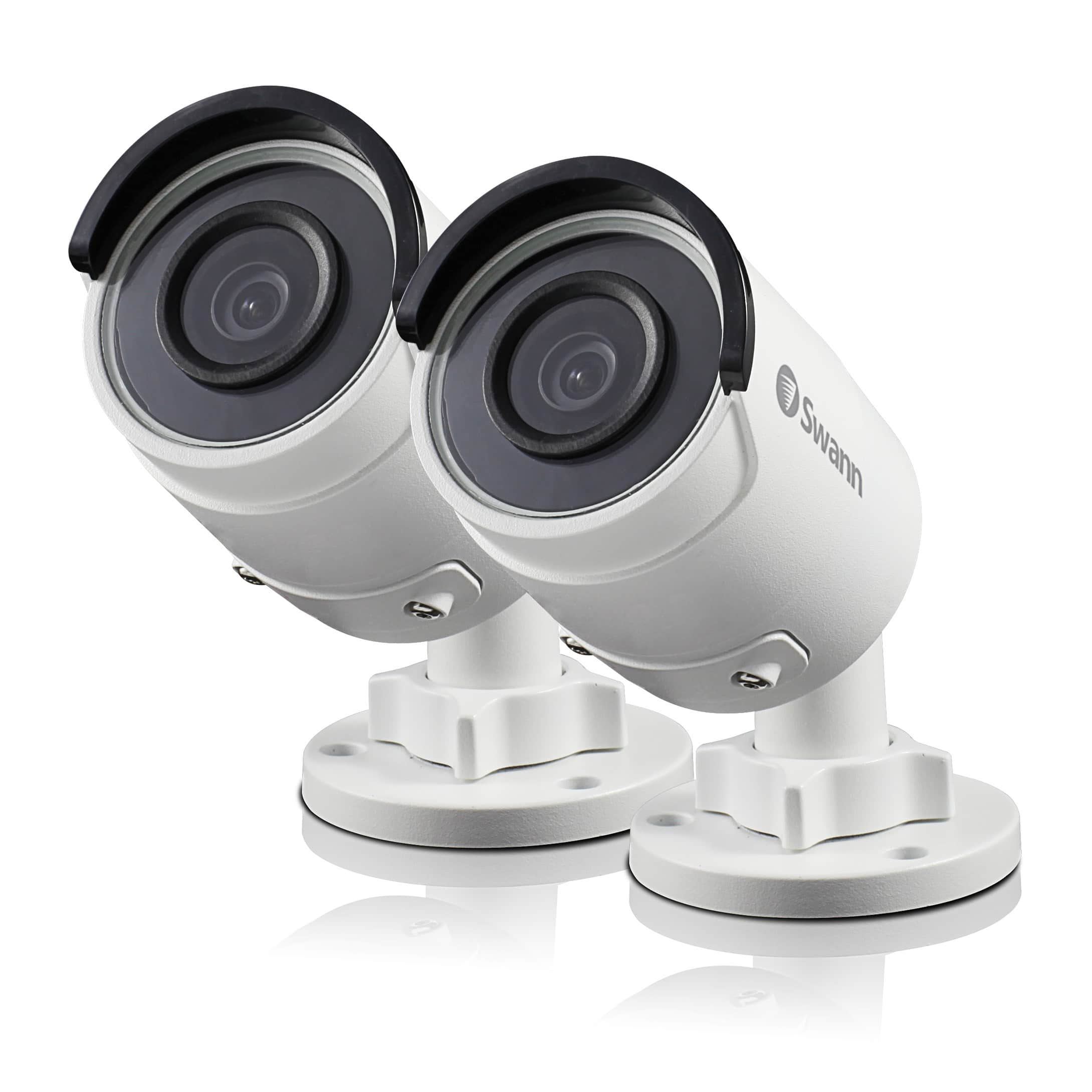 Swann ( Hikvision OEM ) 5MP IP PoE Bullet or Dome Security Camera 2