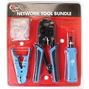 Eclipse Tools Network Tool Bundle at Fry's $19.99 w/code from Sun 6/3 good until 9PM PT 6/9