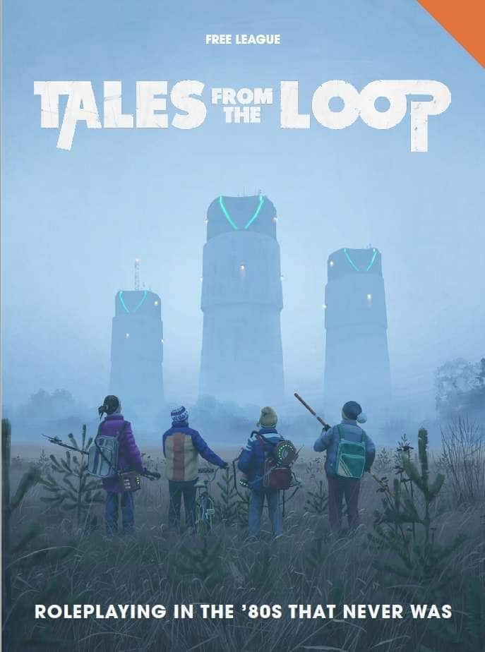 Tales from the Loop is Free Today!