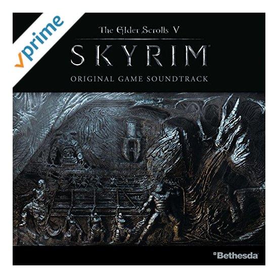 The Elder Scrolls V: Skyrim: Original Game Soundtrack by Jeremy Soule for $9