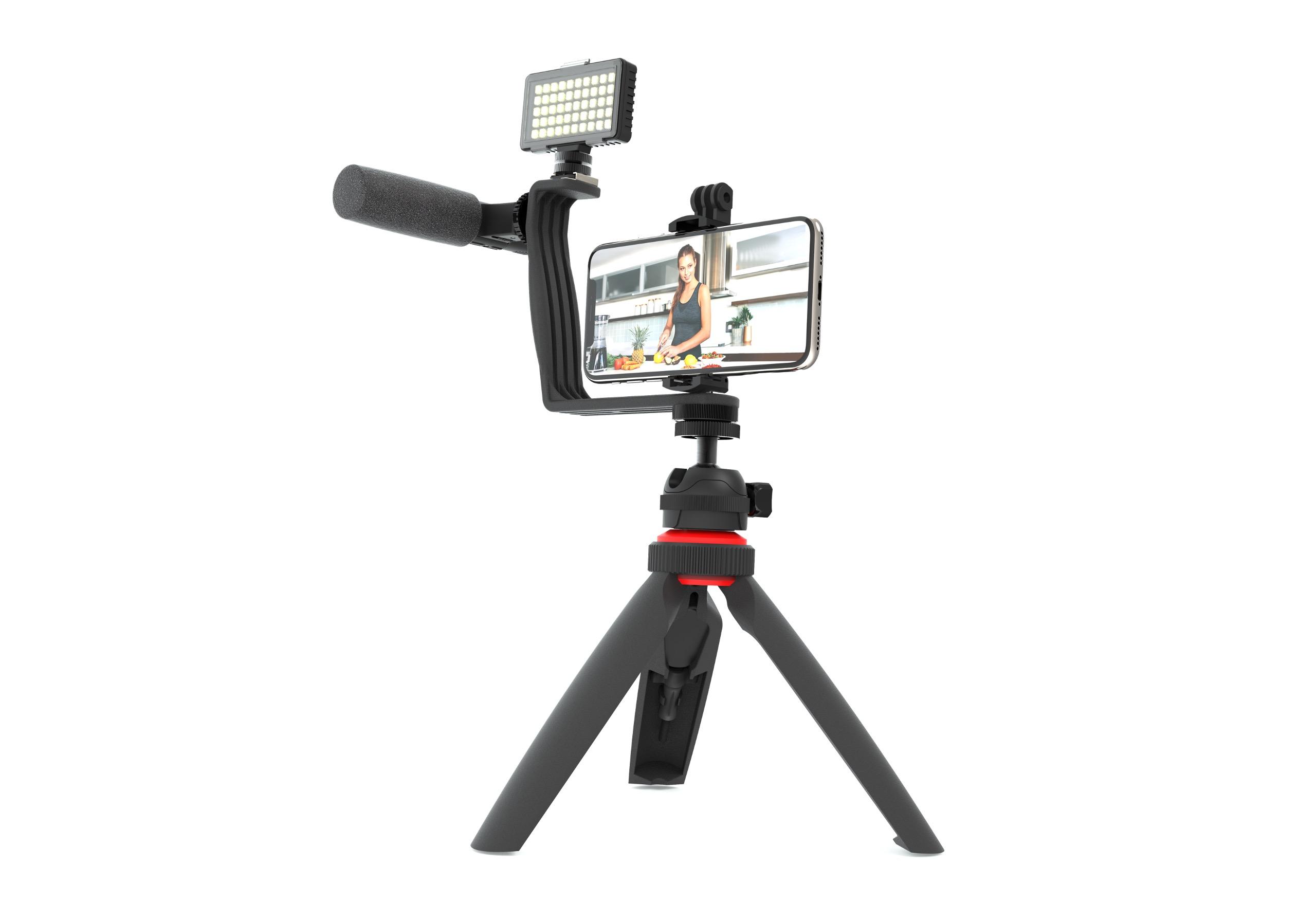 Essential Vlogging Kit Walmart YMMV $2.50