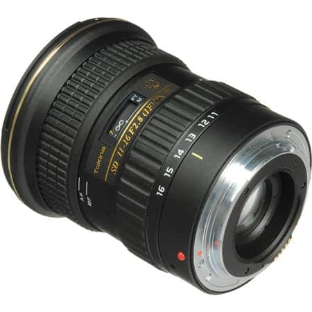 Tokina 11-16mm F/2.8 ATX Pro DX II Lens for Canon EF $289 + free s/h