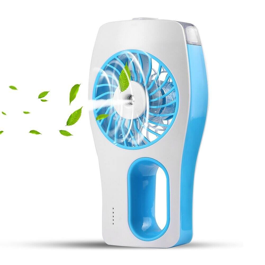 CTLpower Handheld Fan,Portable Mini Misting Personal Cooling Fan with Soft Wind and Ultra-quiet for Travel,Home,and Office 15.99 FS $15.99